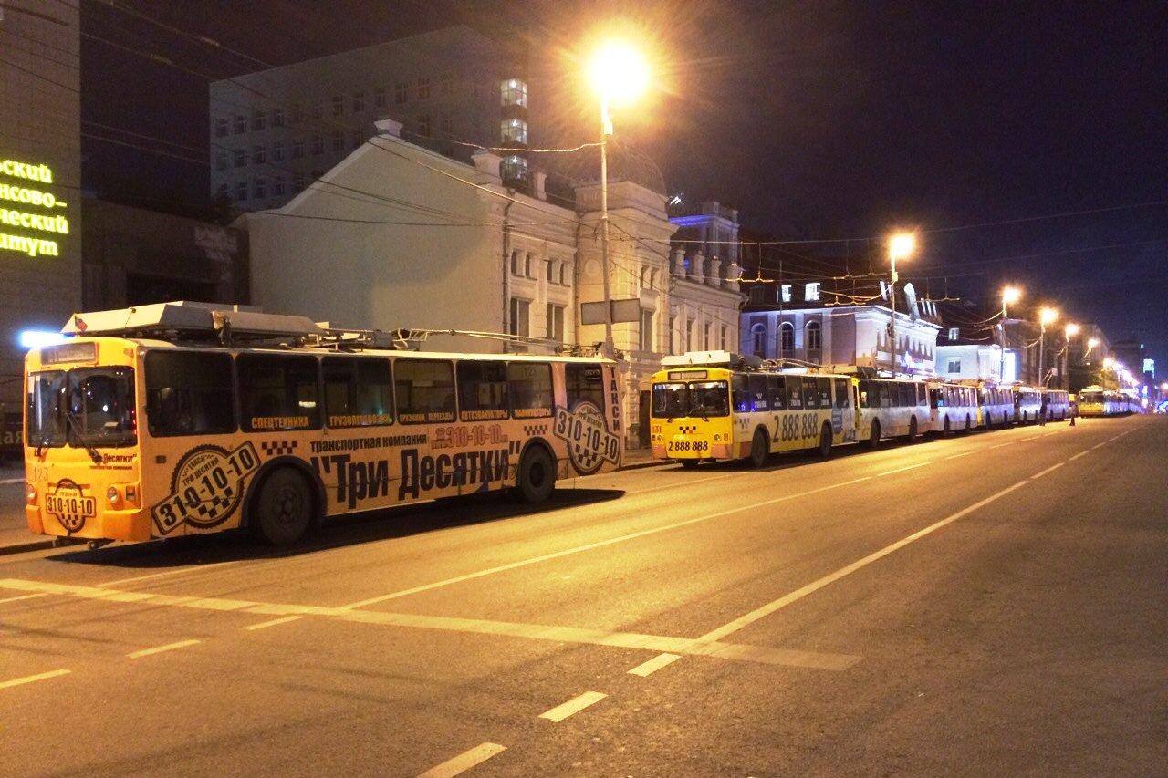 Мэрия Екатеринбурга попросит у депутатов полмиллиарда для перевозчиков