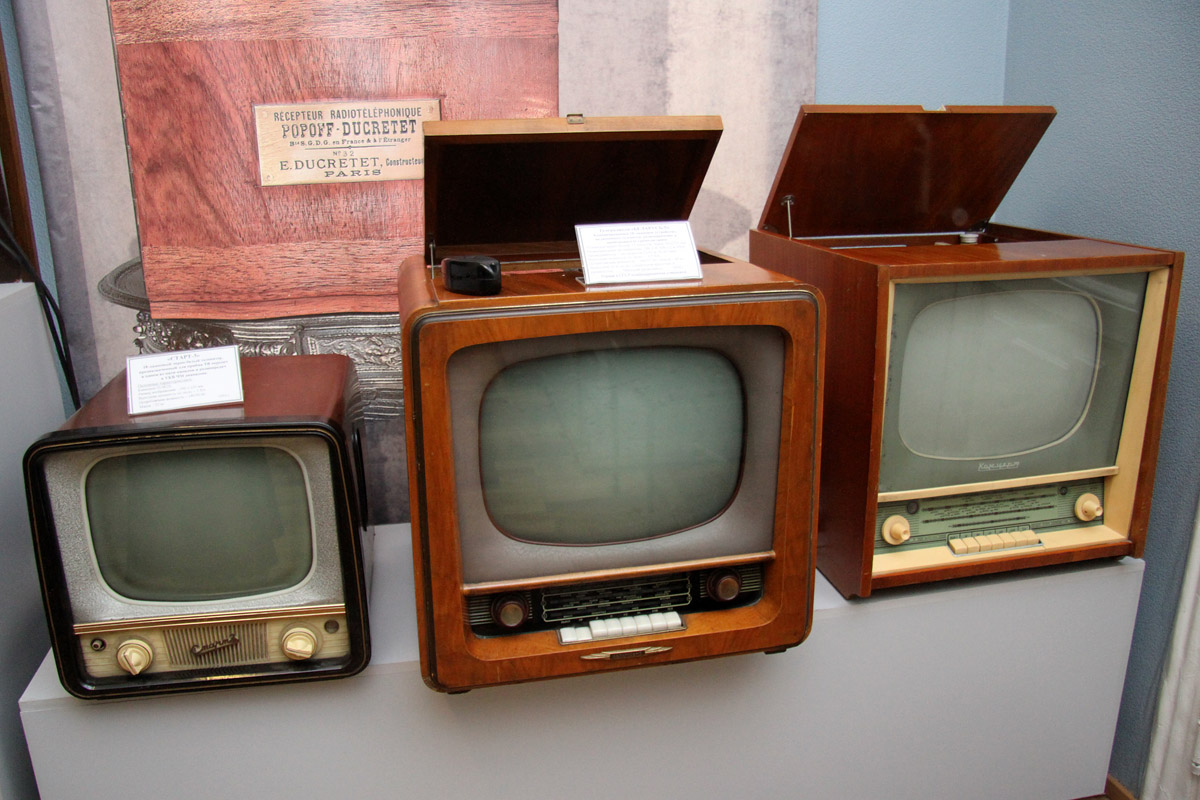 В Екатеринбурге откроется музей интернет-телевидения