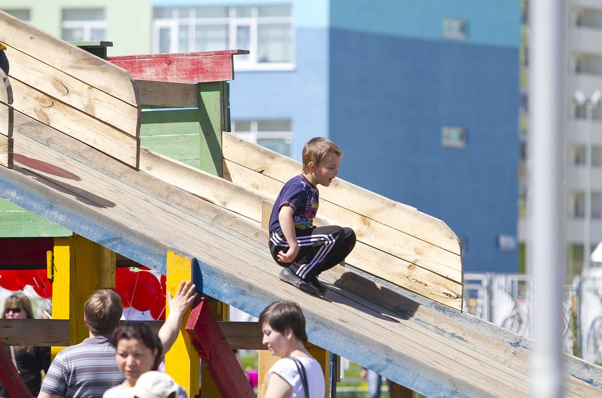 До конца 2013 года в Екатеринбурге появится восемь новых садиков