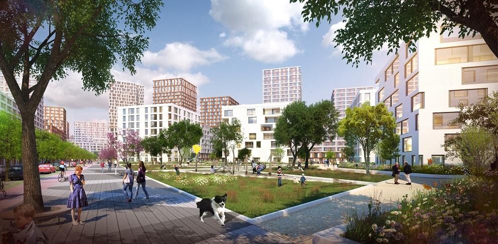 Будущее Цыганского поселка: «урбан-виллы», новые дороги, платные парковки
