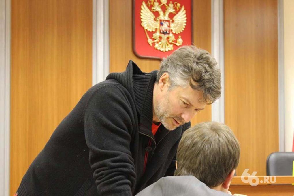 Репортаж из зала суда: МУГИСО против Ройзмана