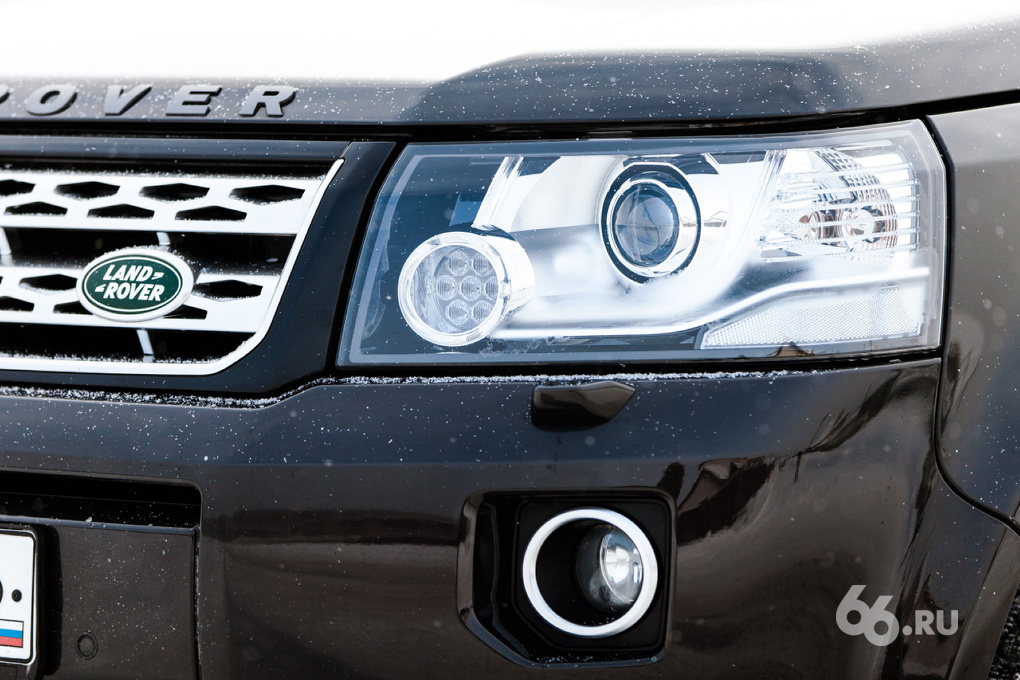 Land Rover Freelander FL: рестайлинг, дубль два
