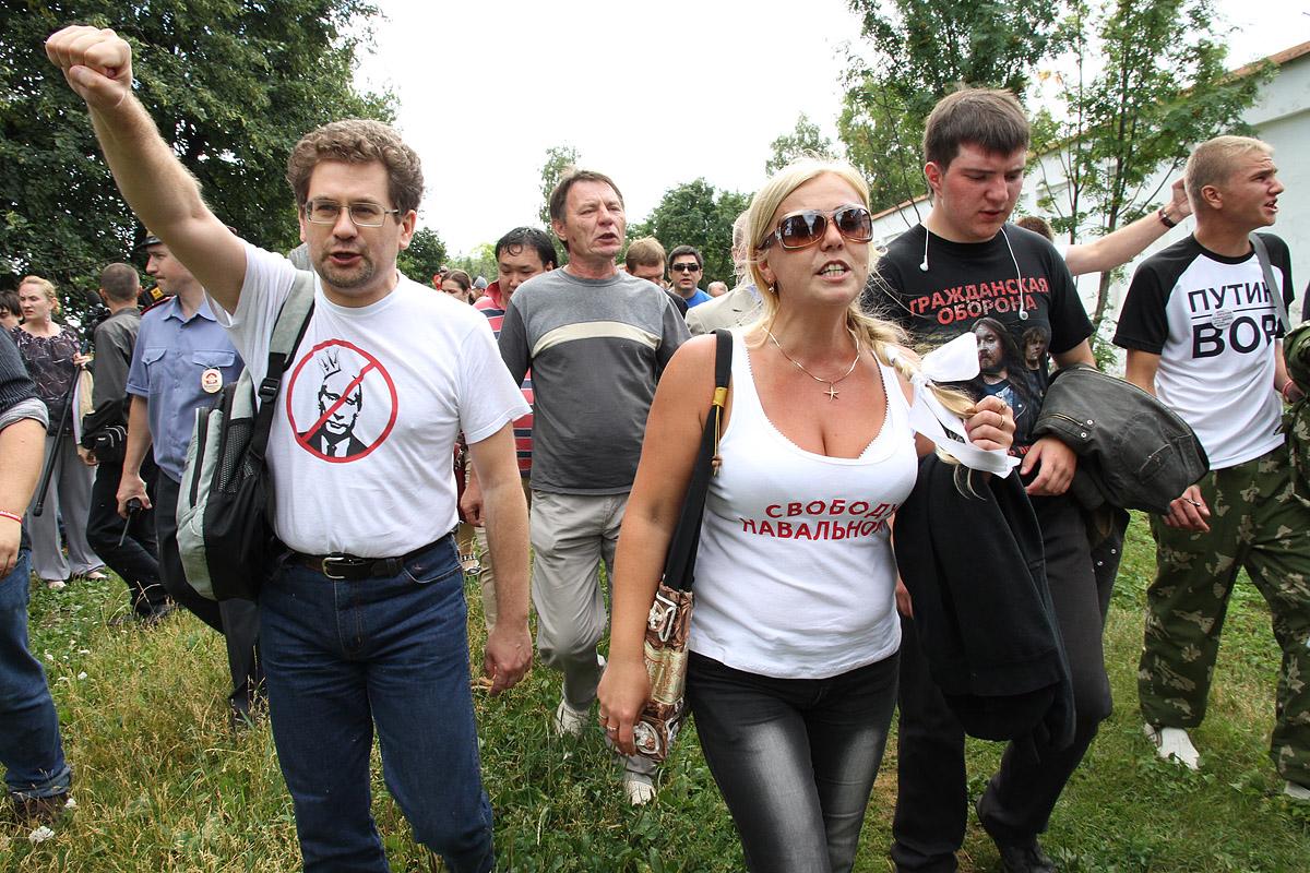 Приговор Навальному: один мерзкий день в Кирове