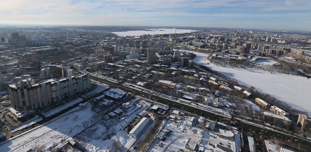 Процесс пошел: УГМК вернулась к проекту «Екатеринбург-Сити»