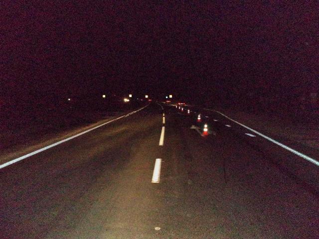 На Челябинском тракте грузовик насмерть сбил пешехода и скрылся