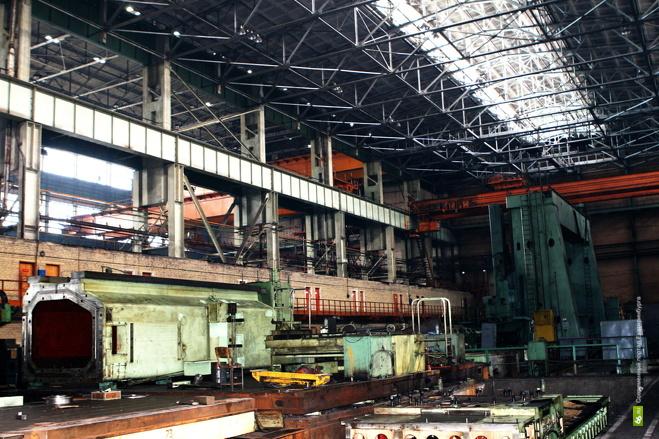 За год промпроизводство в Свердловской области сократилось на 20%