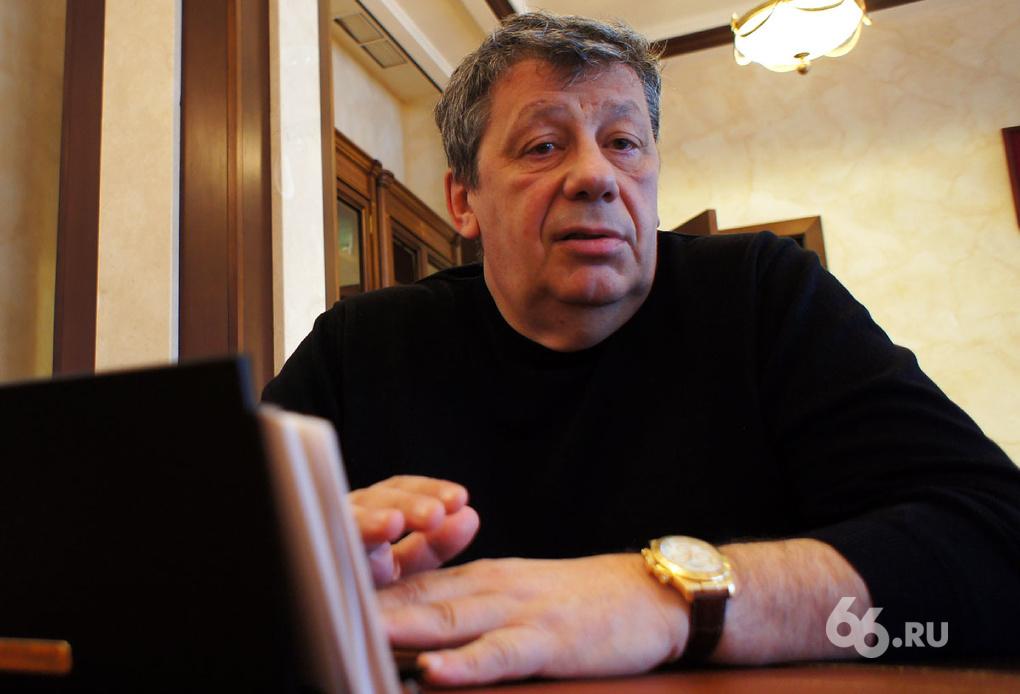 Аркадий Чернецкий: «Я «закон Димы Яковлева» не подписывал»