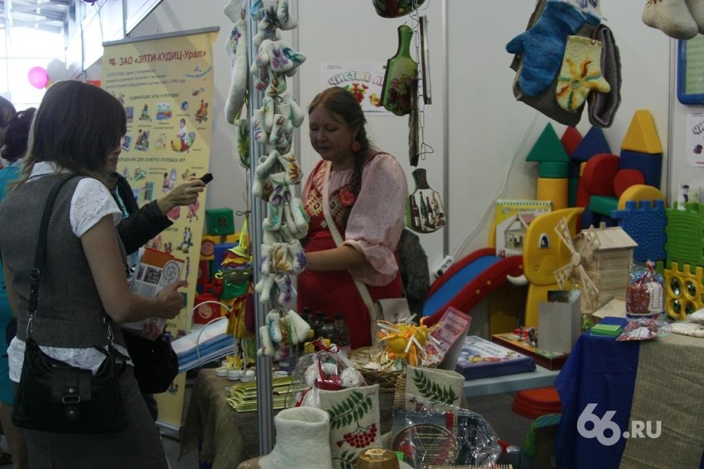 Свердловским бизнесменам дали в 2013 году 9 млн на народные промыслы