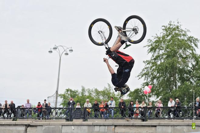 «Майский экстрим» пройдет в Екатеринбурге в эти выходные