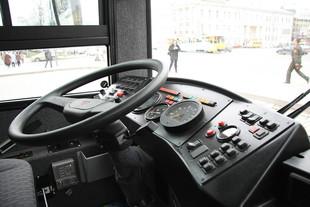 В День города будут действовать 4 автобусные площадки