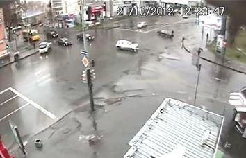 Семья спортсменки, сбитой Volvo в центре Екатеринбурга, ищет свидетелей