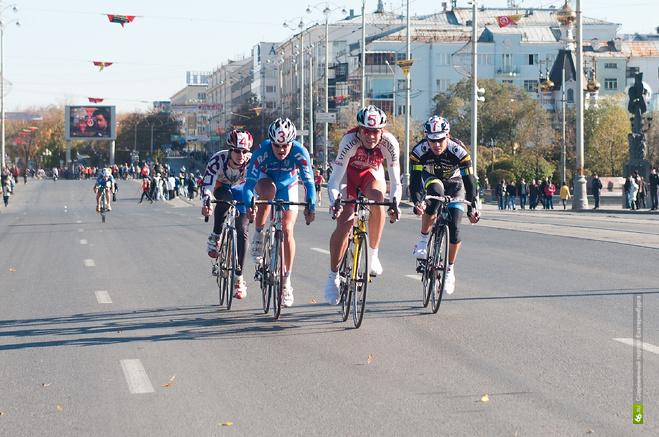 Европейцы попробуют пересадить екатеринбуржцев на велосипеды