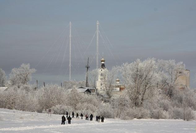 Ждем гостей из области. Средний Урал сковал лютый мороз: Серов — минус 37, Тагил — минус 34