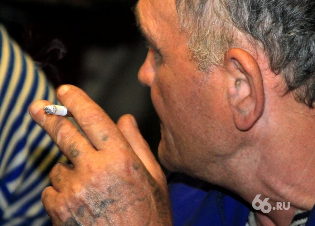 В российских больницах создадут медкабинеты для курильщиков