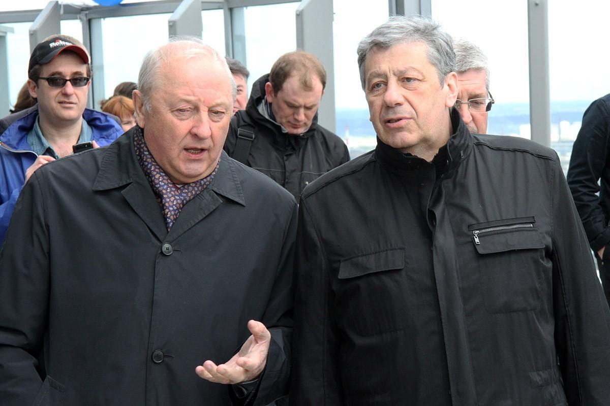 На Росселя и Чернецкого за полгода потратили годовой запас, выделенный бюджетом области