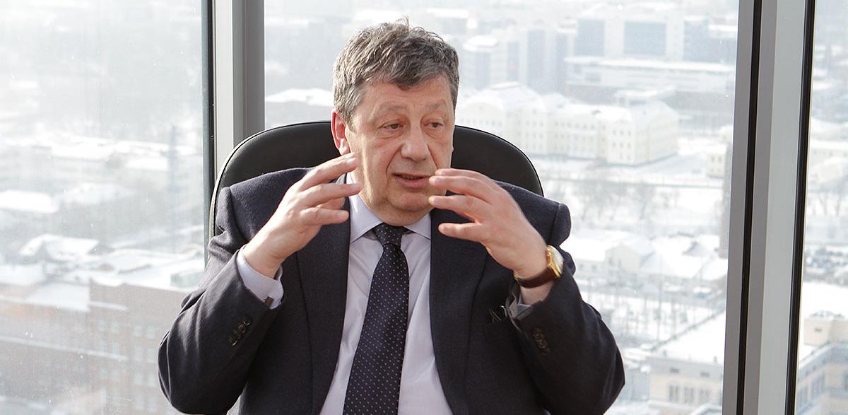 Аркадий Чернецкий: «Не надо надеяться на то, что телебашню выкупят альтруисты»
