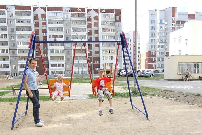 В Екатеринбурге выбрали семь самых дружных дворов
