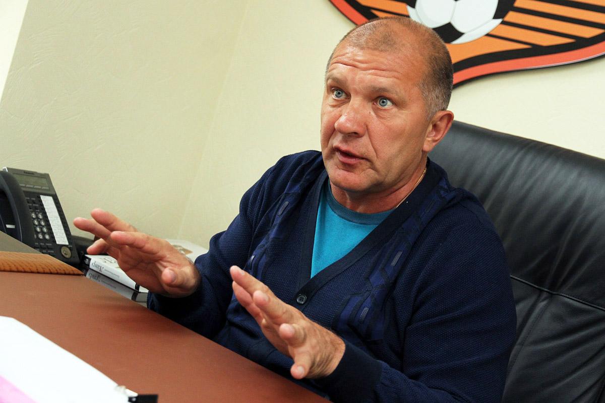 Григорий Иванов: «Тарханов мне сразу сказал, что «Урал» не вылетит из Премьер-лиги»
