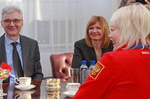 Паралимпийцы попросили Якоба сделать в ФОКе на Щербакова площадку для керлинга