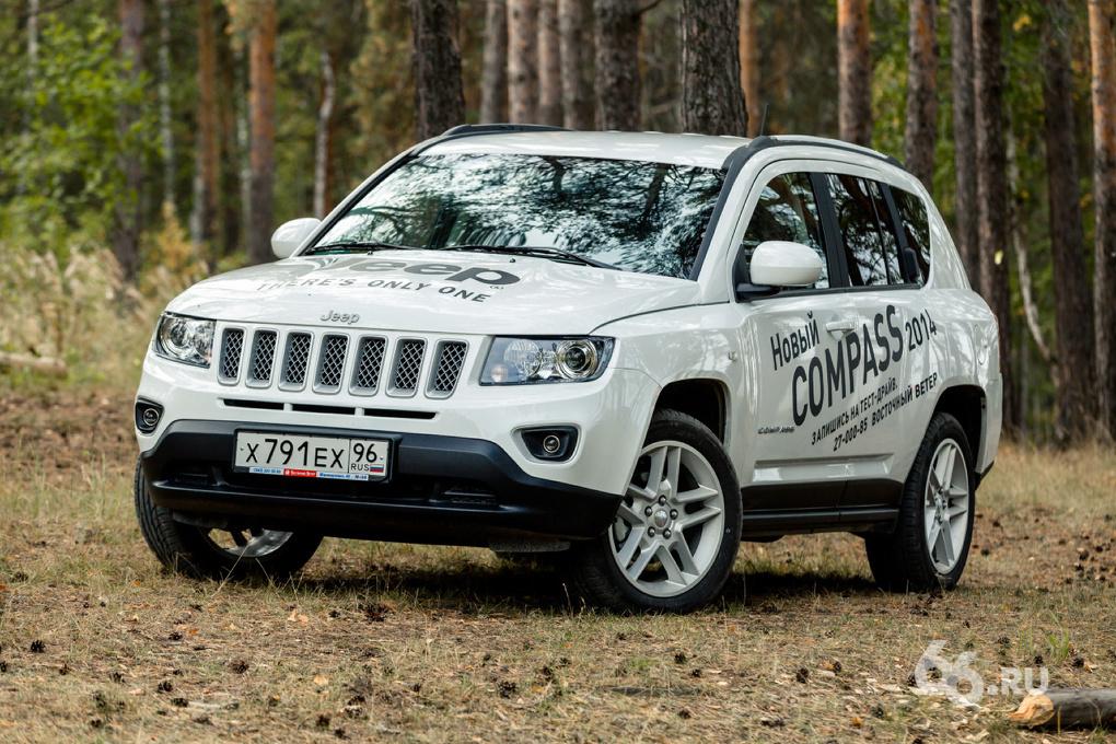 Вариатор, до свидания: оцениваем Jeep Compass после рестайлинга