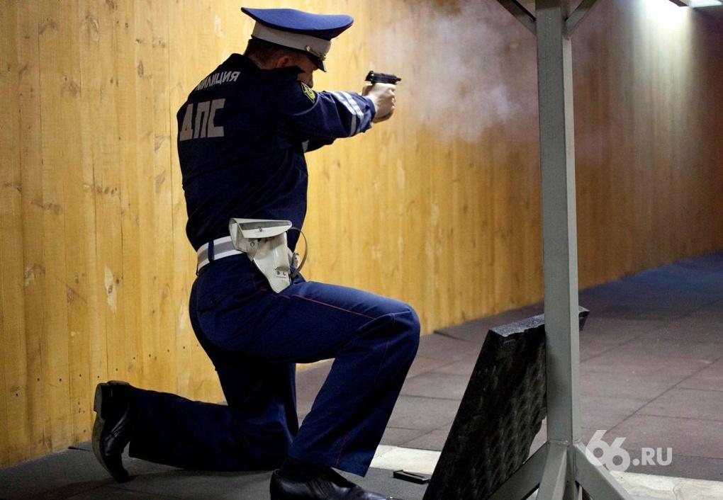 Ночью на Сортировке произошла погоня со стрельбой