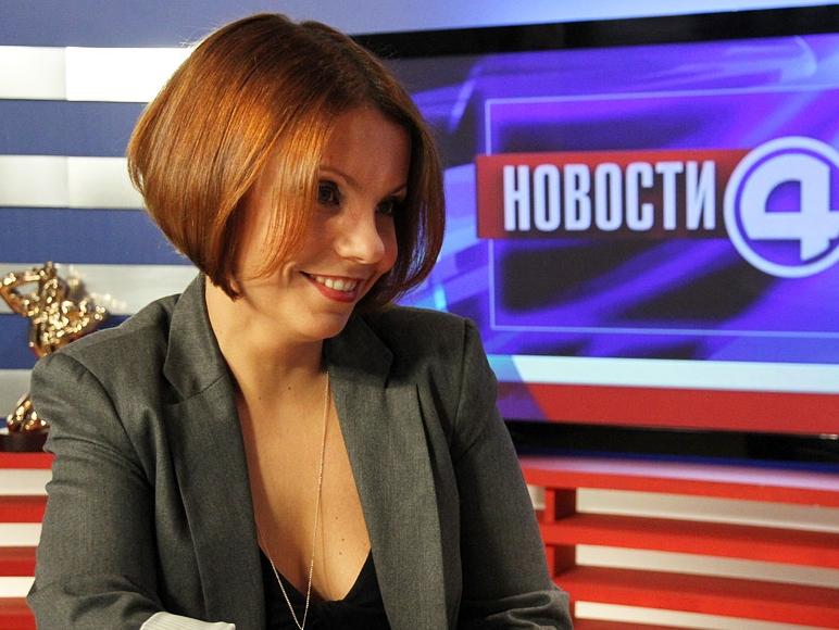 Алена Вугельман: «Четвертый канал» не заточен под «информационное мочилово»