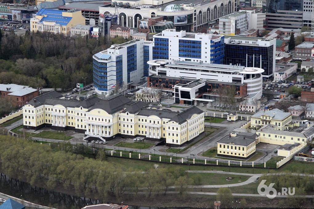 Холманских назначил нового федерального инспектора для области