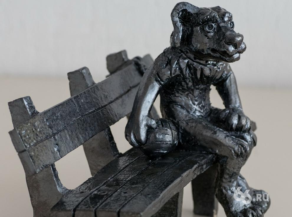 В Екатеринбурге выбирают макет памятника-копилки для бездомных животных