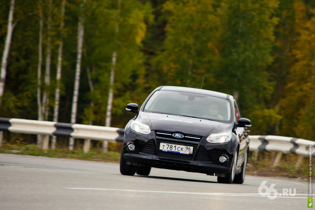 В Екатеринбурге зарегистрировано почти 100 тысяч новых машин