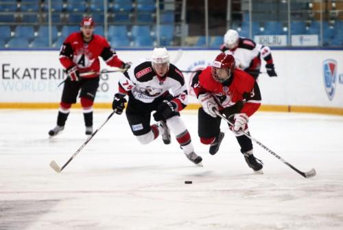 «Авто» одержал первую победу в плей-офф Кубка Харламова