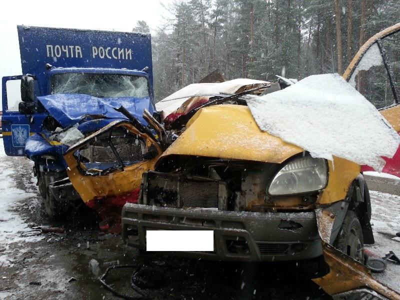 В ДТП с маршруткой под Режом погибли 4 человека