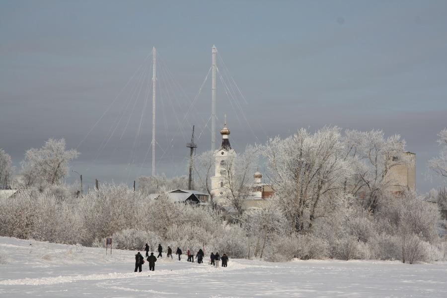 В выходные в Свердловской области похолодает до -40°C