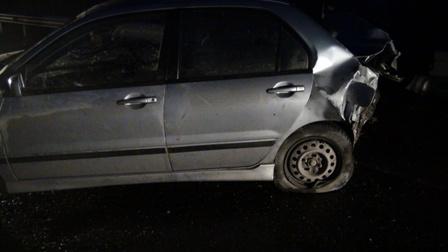 Водитель Mitsubishi, который столкнулся с маршруткой, был без прав