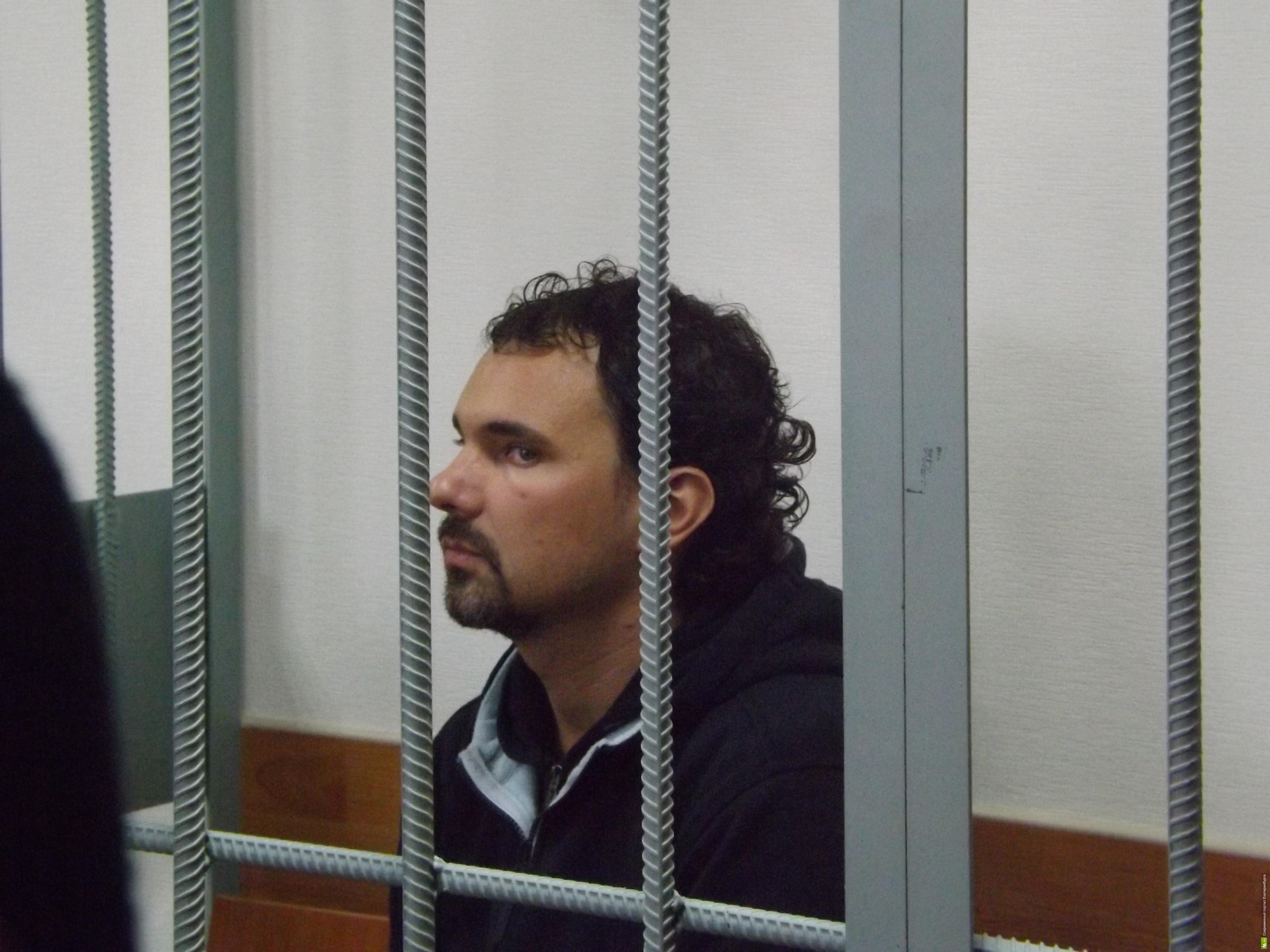 Фотографа Лошагина оставили под арестом