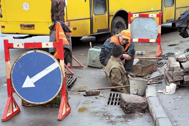 Движение по улице Сакко и Ванцетти закрывают до 19 июля