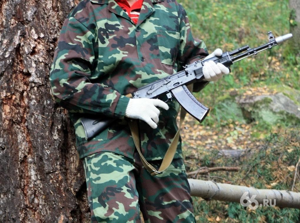 Больного призывника пытаются забрать из воинской части Екатеринбурга через суд