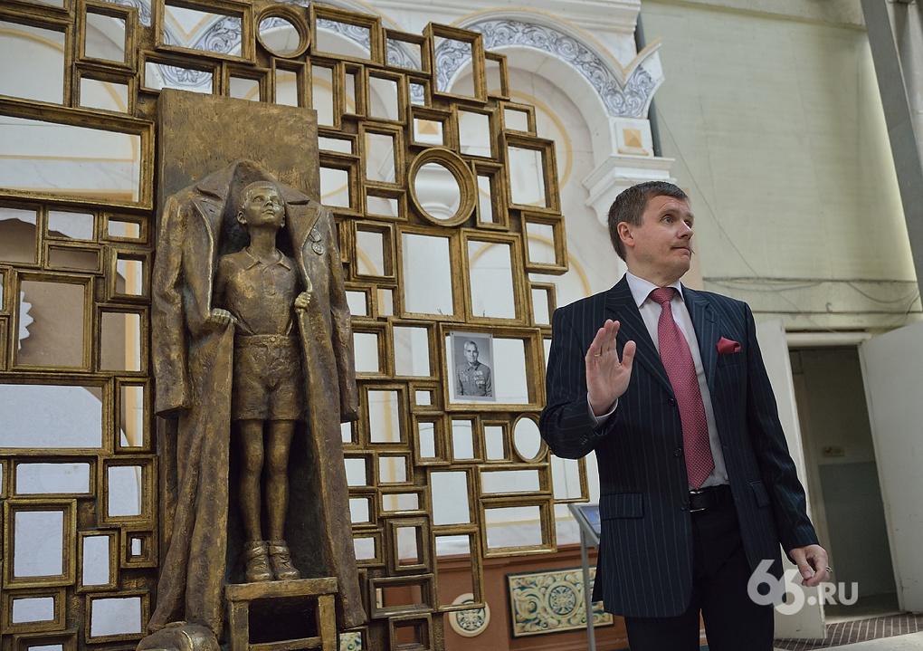 «С чего начинается Родина»: в Екатеринбурге предлагают установить новый памятник