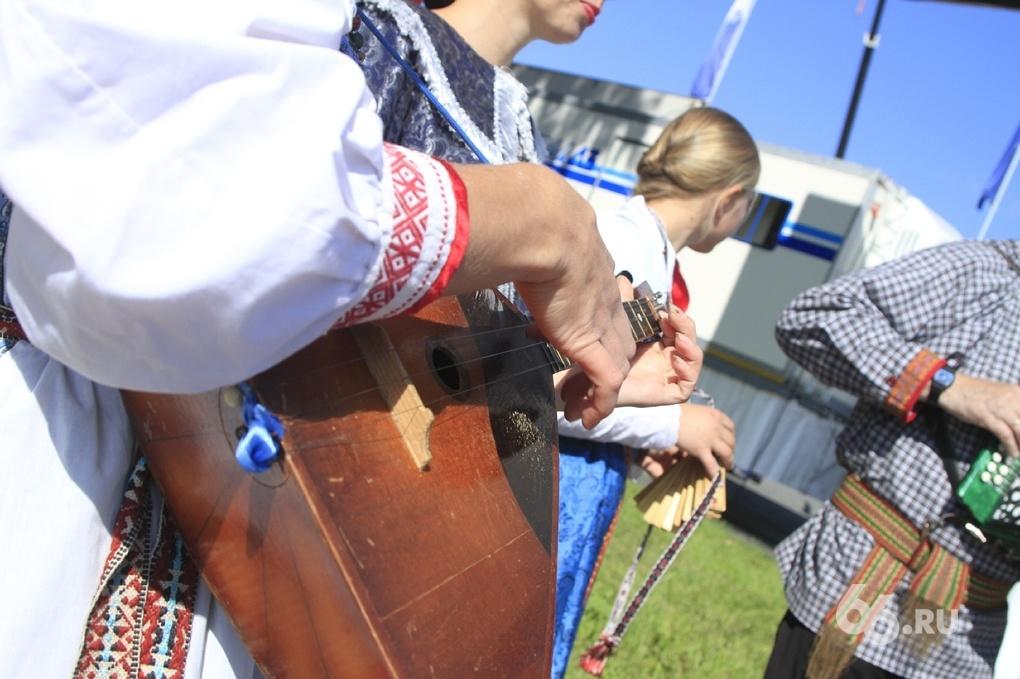 Свердловские власти выделят 20 млн рублей на самодеятельность
