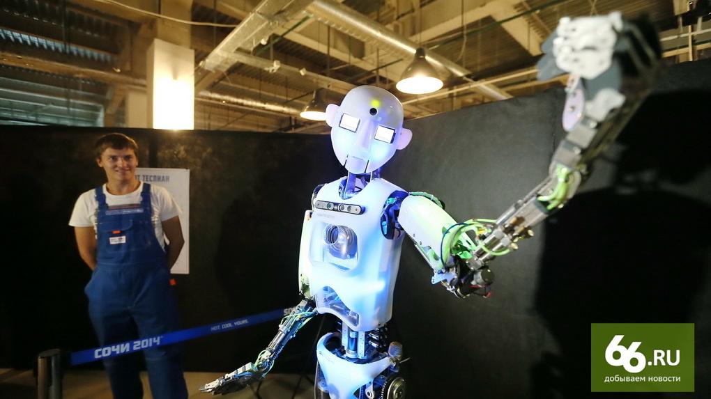 Одна машина против тысячи рабочих: почему роботы до сих пор не захватили Россию