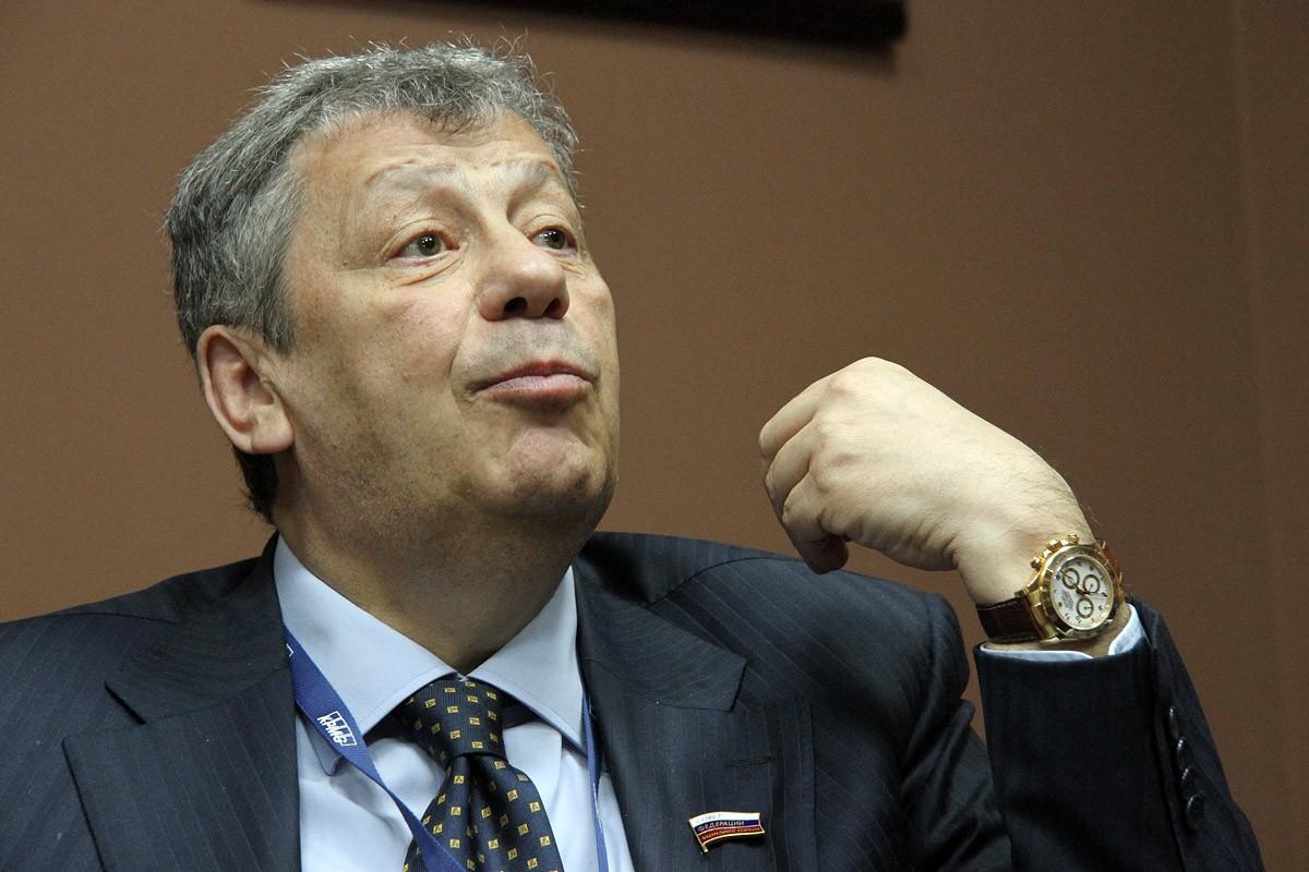Аркадий Чернецкий на выборах мэра поддержит Силина