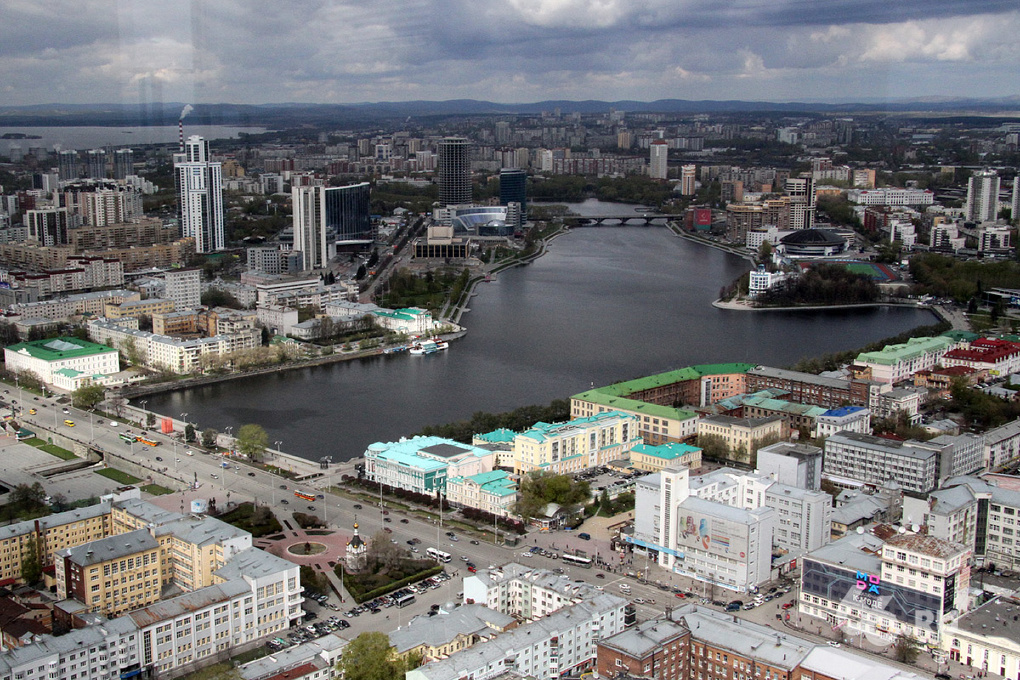 Московский журналист снял фильм об «Экспо» в Екатеринбурге