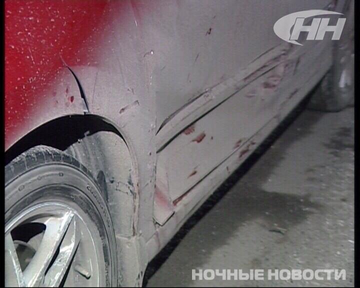 На дублере Сибирского тракта столкнулись две иномарки