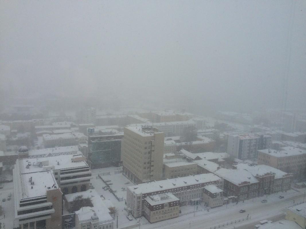 Запасайтесь терпением: уральцев ждут новые снегопады
