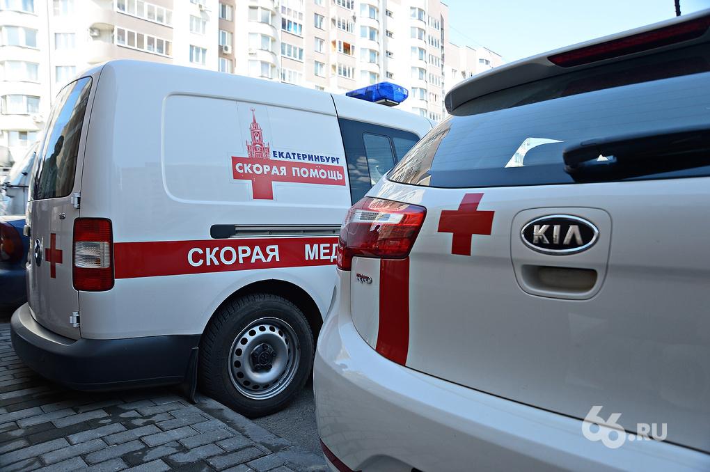 В лобовой аварии на Тюменском тракте пострадали четыре человека