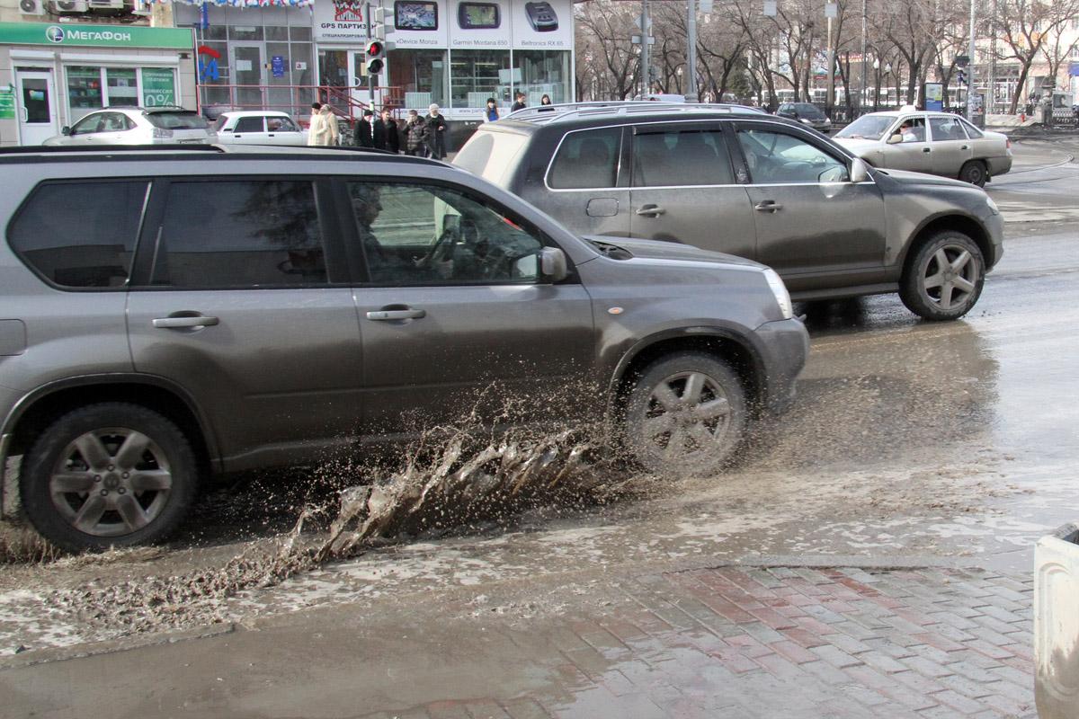 Новости из будущего: Екатеринбург снова превратился в Грязьбург