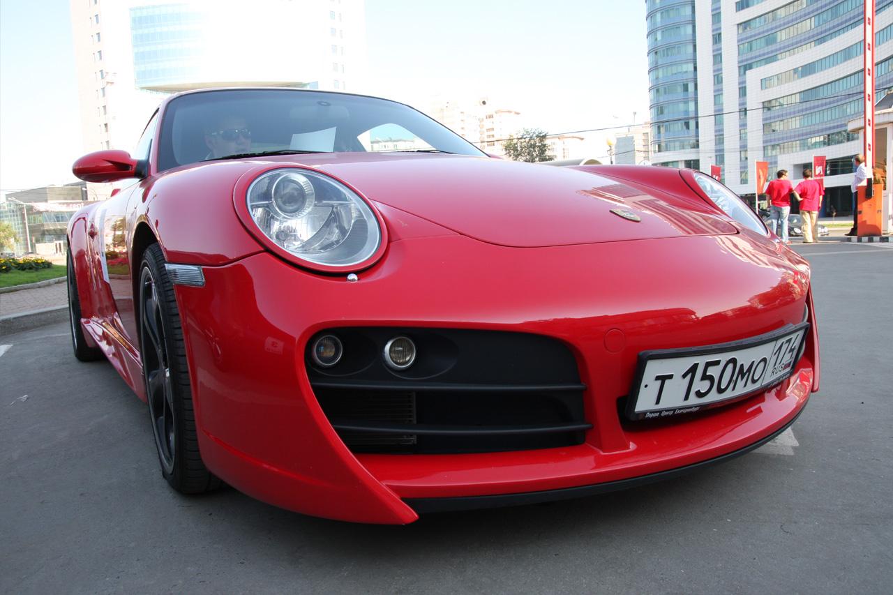 Владельцы суперкаров будут соревноваться в Екатеринбурге