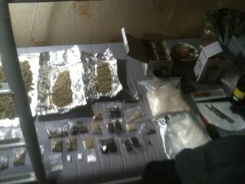 Уральская полиция ликвидировала канал поставки наркотиков из Китая