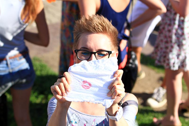Екатеринбург on Red Rocks: солнце, лето и девушки в мокрых футболках
