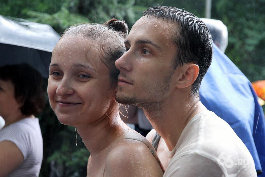 Екатеринбург ждет теплая и дождливая неделя