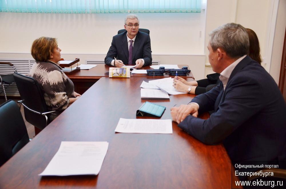 Сити-менеджер нарасхват: на прием к Александру Якобу пришли пять человек